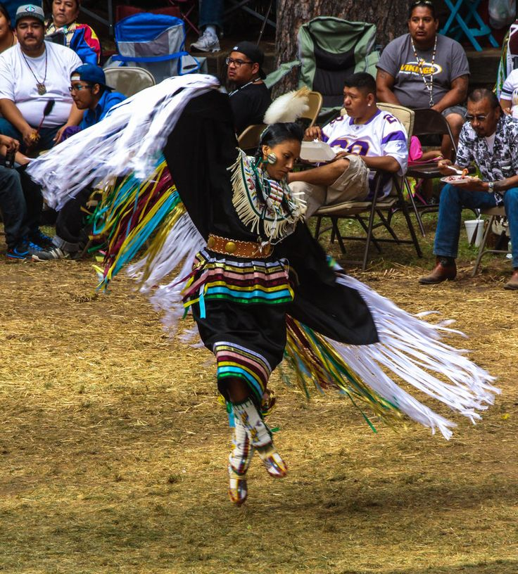 Capture Wisconsin Photo Contest - Fancy Dancer by Deb Boelter, Menominee Nation Pow-Wow