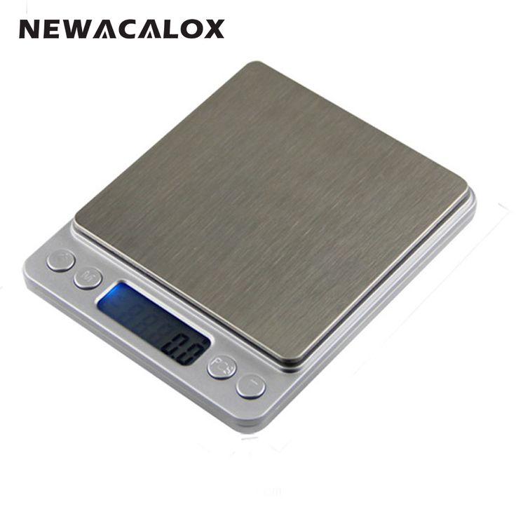 Marca Nueva 2000g x 0.1g Digital de Bolsillo Escala 2kg-0.1 2000g/0.1 Joyería Escalas de Cocina Electrónica Peso escala