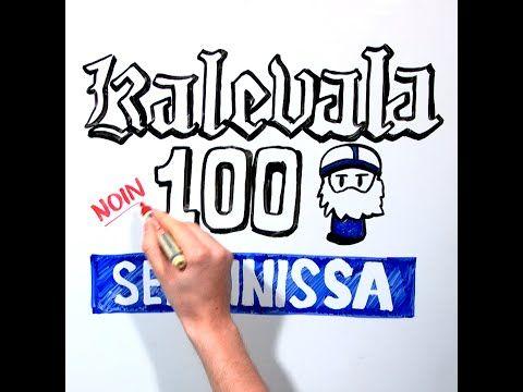 (4) Kalevala noin 100 sekunnissa | Projects to Try | Pinterest