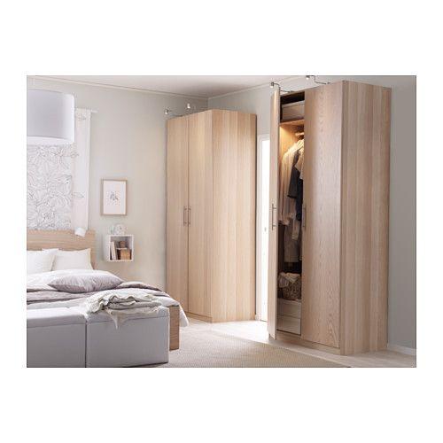 NEXUS Dörr - 50x195 cm, mjukstängande gångjärn - IKEA