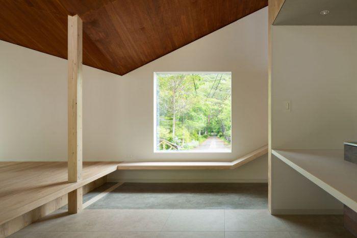 Shed Roof House- Hiroki Tominaga- architecture- design - morewhithless- magazine