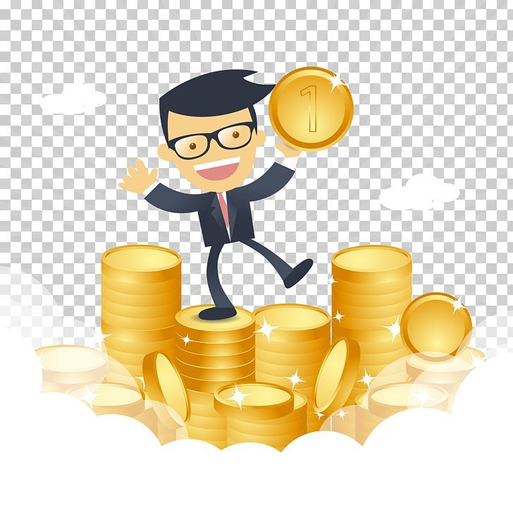 Happy Businessman With Money Png Business Businessman Business People Businessperson Cartoon Business Man Business Person Png