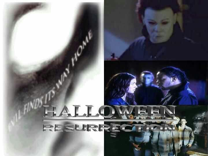 halloween resurrection he's back