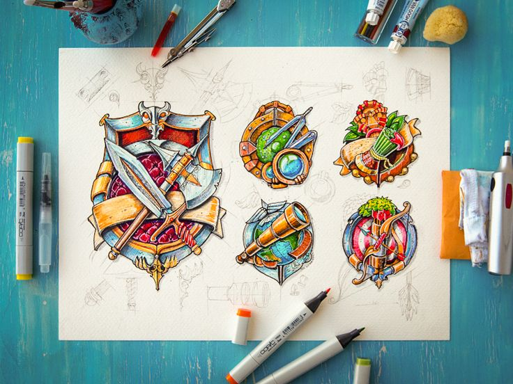 Amazing Icons