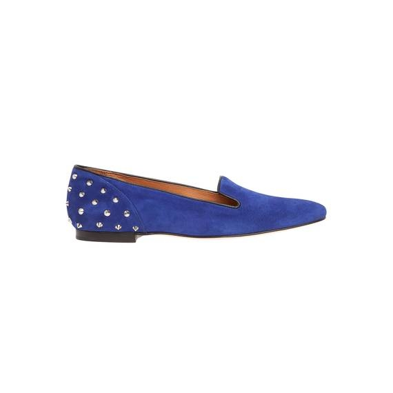 Escarpins Alistair Bleu roi - Chaussures Sandro - E-Boutique Officielle SANDRO / Collection Automne-Hiver 2012 SANDRO