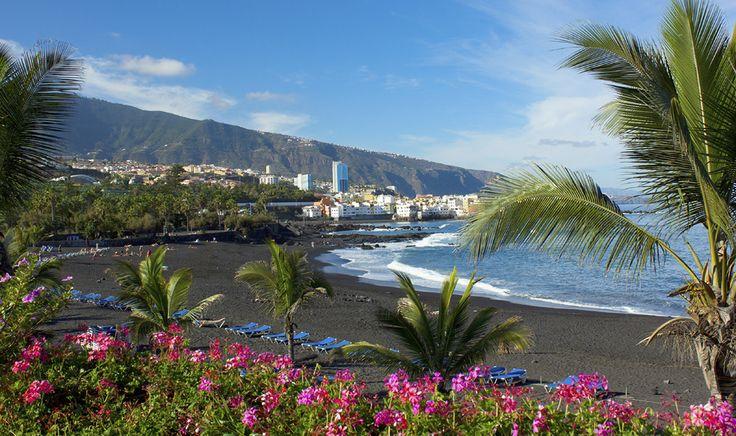 Madrid – Tenerife desde 45 € (i/v) | Vuelos a 1 euro