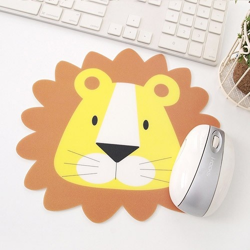 2young Cute animal lion mouse pad (http://www.fallindesign.com/2young-cute-animal-lion-mouse-pad/)
