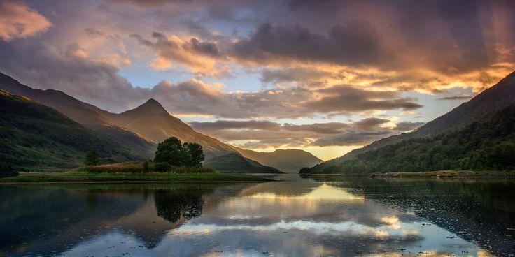 A Land Of Fantasy KinlochLeven, Scotland