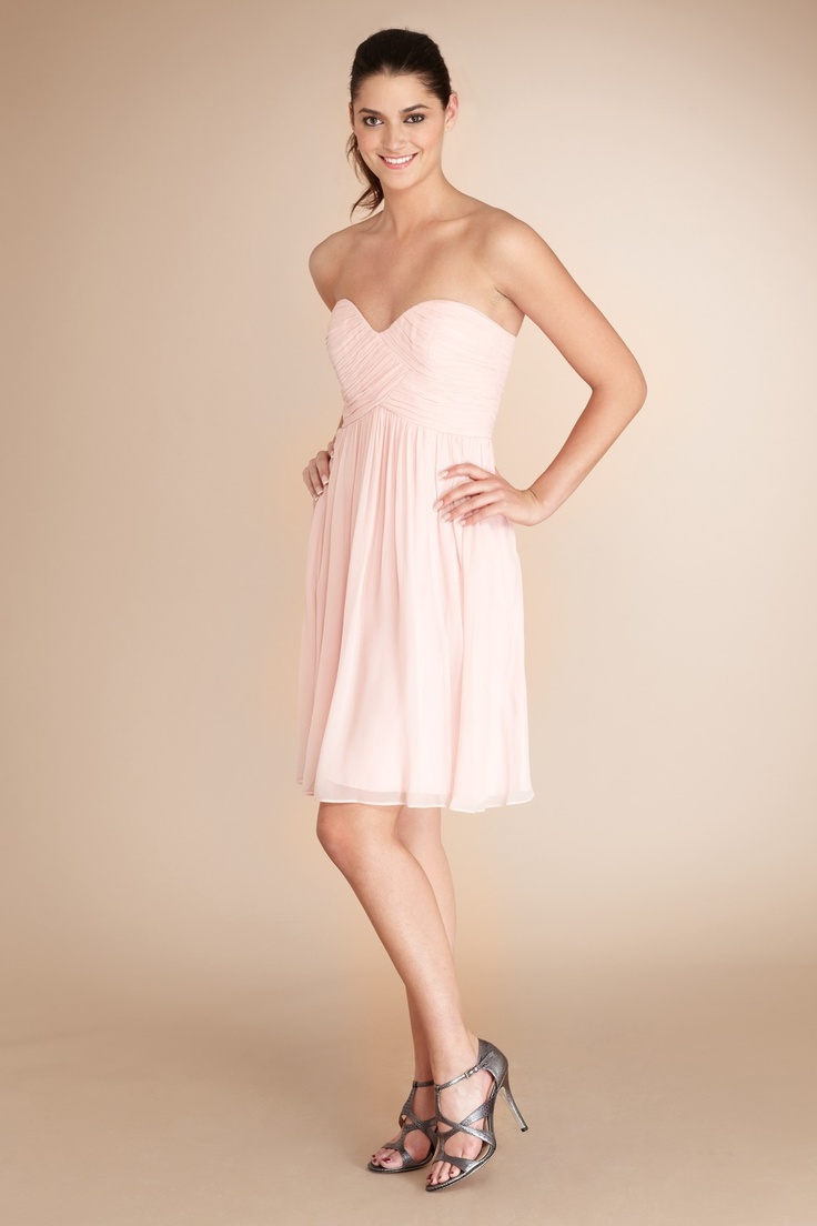 Erin kastrup this is cute someday pinterest donna for Donna morgan wedding dresses