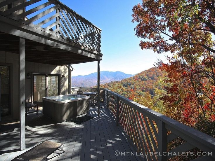 Lovely updated chalet with a gorgeous... - HomeAway Gatlinburg