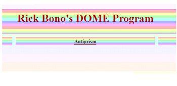 Geodesic software » Domerama