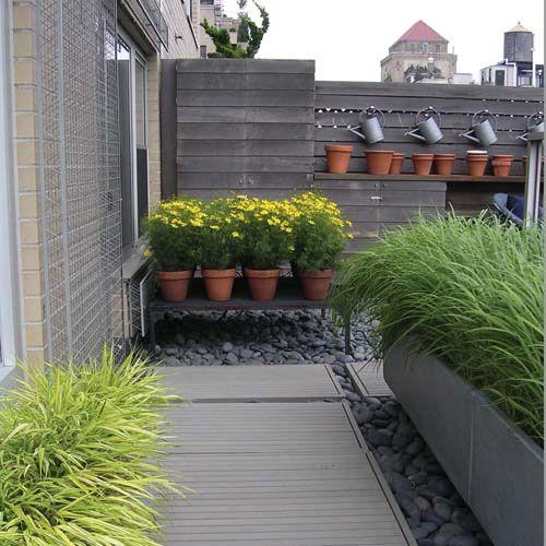 201 best gärten ohne rasen und mit terrassen images on pinterest, Gartenarbeit ideen