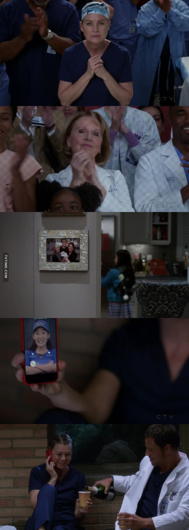 GREY'S ANATOMY S14E07 I didn't realize how much i missed the old grey's anatomy until today.