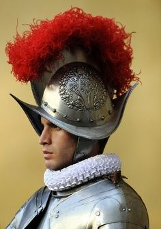 Swiss guard, The Vatican