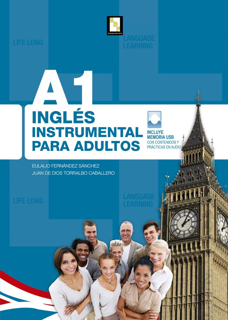 #Editorial. A1. Inglés Instrumental para adultos. Eulalio Fernández y Juan de DIos Torralbo.