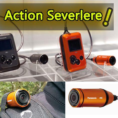 Panasonic A 500 4K Video Aksiyon Kamera her aksiyonunuzu kaydeder! Ürün: http://goo.gl/rzIFsp