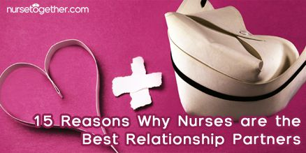 What are the perks of dating a #nurse? #4 is the best quality hands down and really makes me smile.. She shows compassion on a daily basis to her family, friends, and complete strangers.. It's in her psyche and it drives me crazy <3 it's drilled in your head early just like when I was in firefighter training.