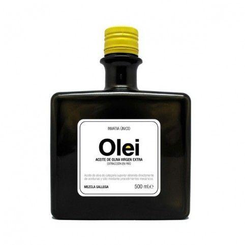 Aceite Olei: aceite de olivos autóctonos de Galicia #aceite #olei