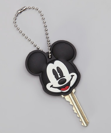 Take a look at this Black Mickey Mouse Keycap by Disney on #zulily today!