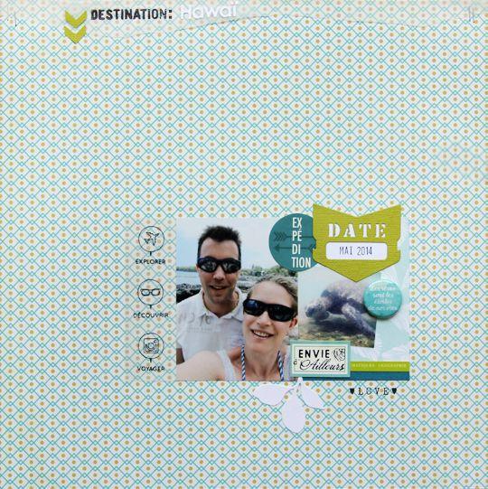 Tip Kesi'Art stamps - 15