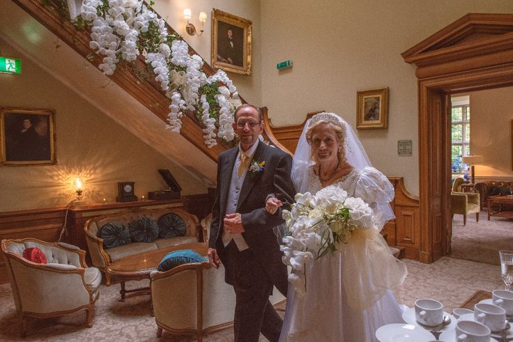 Wedding anniversary at Waterford Castle - ​Cathleen and Gary Weiss - wedding renewal vows