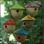 The Most Unique Birdhouses Around! Handcrafted Decorative Birdhouses, Unusually Fun Bird Houses for Sale