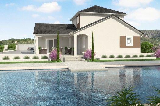 123 best Maisons images on Pinterest Home ideas, Arquitetura and - faire construire sa maison par des artisans