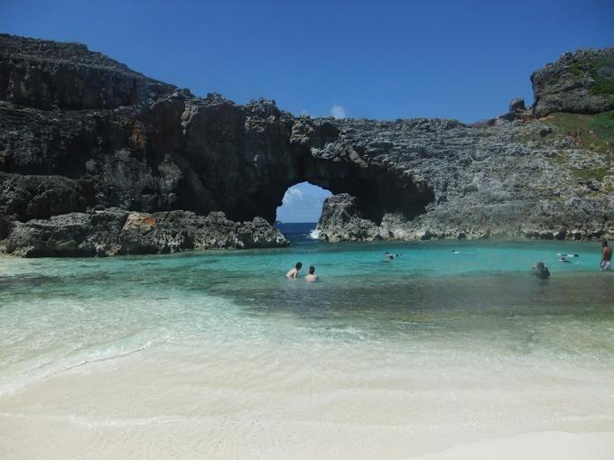 Ogasawara islands as World Heritage 2012, Japan.