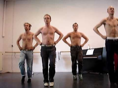 riverdance repetitie 2004 - YouTube
