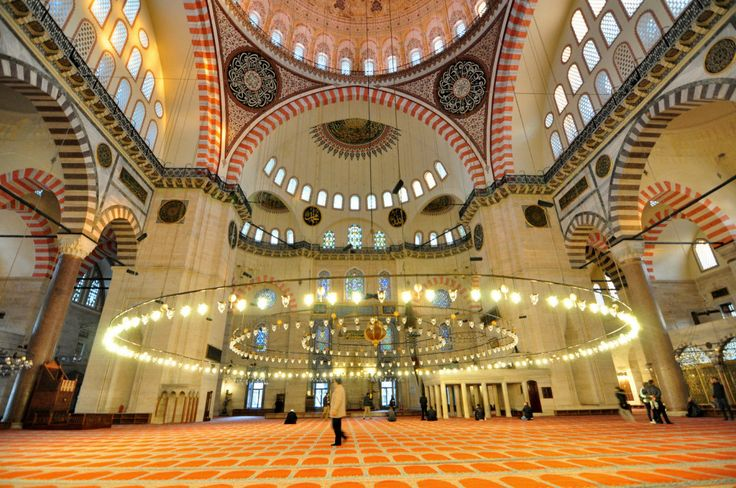 Istanbul's Exquisite Imperial Mosques