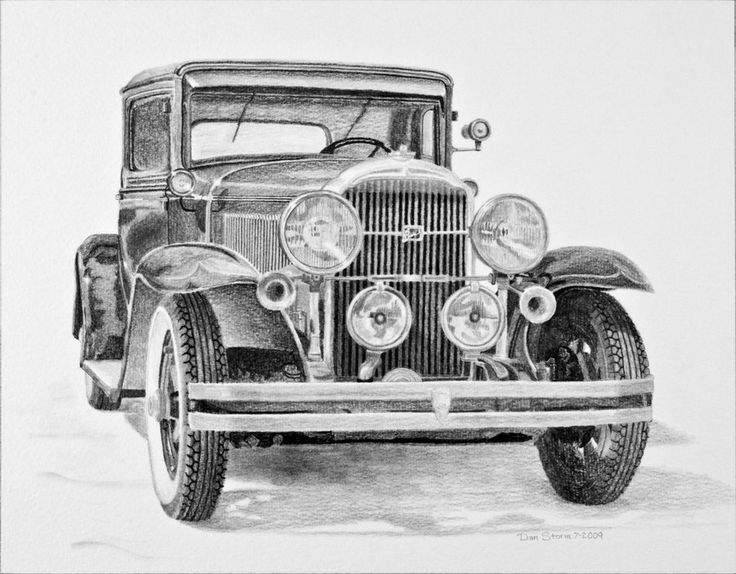 Best Hand Drawn Cars Images On Pinterest Car Drawings Hand