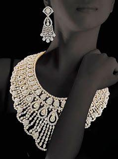 A T I F K H A N 2011: Dubai. Christie's jewellery