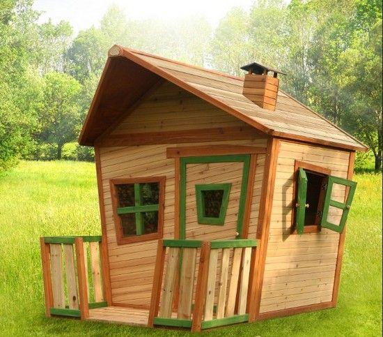 Maisonnette Cabane Enfant Bois JESSE