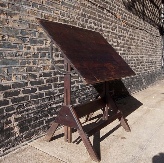 25 best antique drafting table ideas on pinterest