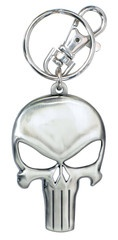 Marvel Universe Punisher Logo Keychain
