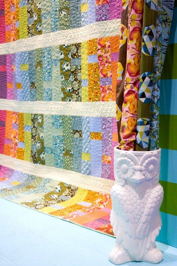 Sew Sweetness: Quilt Market - Tula Pink