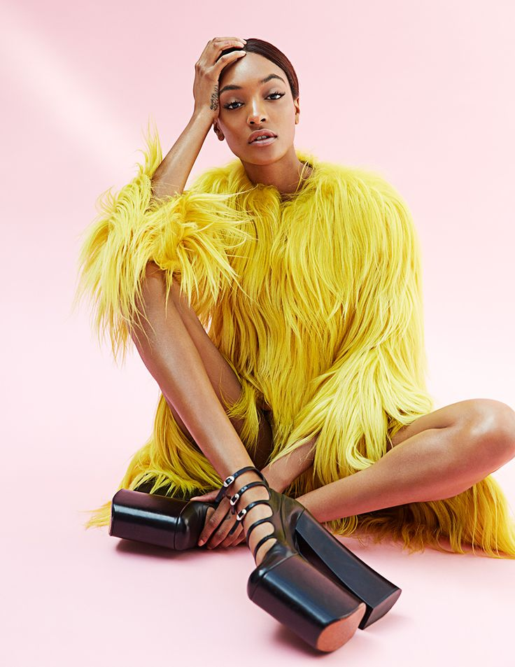 jourdan dunn by david roemer for madame figaro! | visual optimism; fashion editorials, shows, campaigns & more!