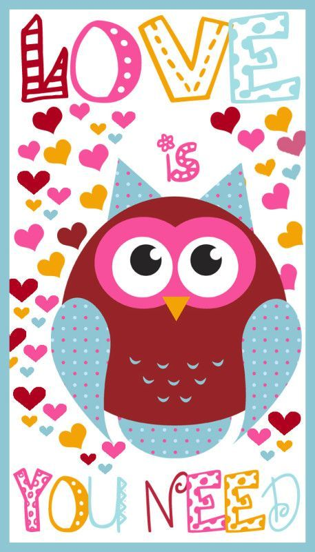 262 best Valentine\'s day images on Pinterest | Owl, Drawings and ...