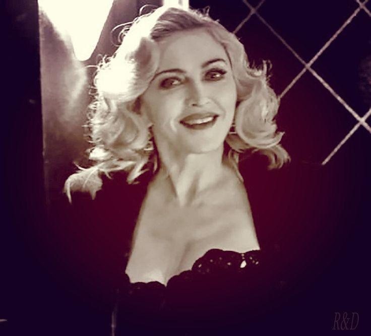 Madonna Justify My Love Backdrop