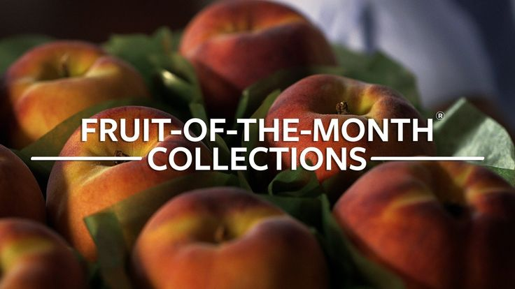 Our Fruit-of-the-Month Club® Collections are the best and tastiest way to have a fresh fruit delivery brought directly to your door. We have varieties of delicious Fruit Clubs to suit every taste, whether you want gourmet fresh fruit, organic fruit or something more exotic.