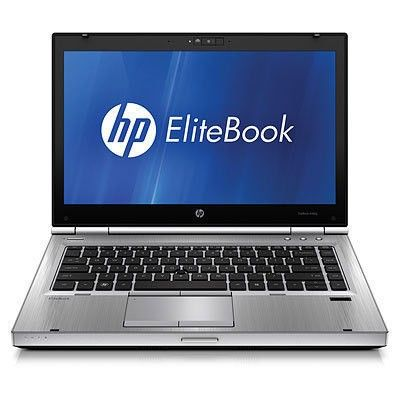 "HP Elitebook 8460p - i5 Laptop 14"" - 4GB 160GB SSD - Refurbished"