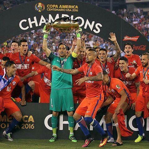 #Champions copa america centenario usa 2016