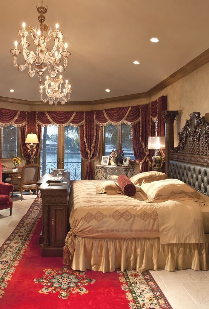 Red Mansion Master Bedrooms 54 best breathtaking bedrooms images on pinterest | bedroom ideas