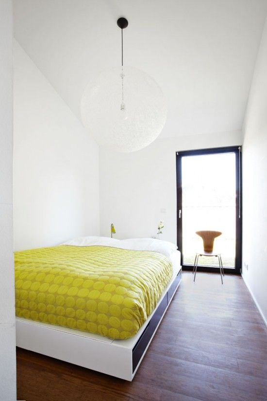 Yellow Duvet And Perfect Light | Killer Interiors | Pinterest | Yellow  Duvet, Duvet And Bedrooms