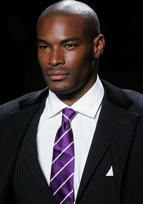 Tyson Beckford. (also my dream man)