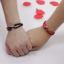 Resultado de imagen para pulseras para parejas