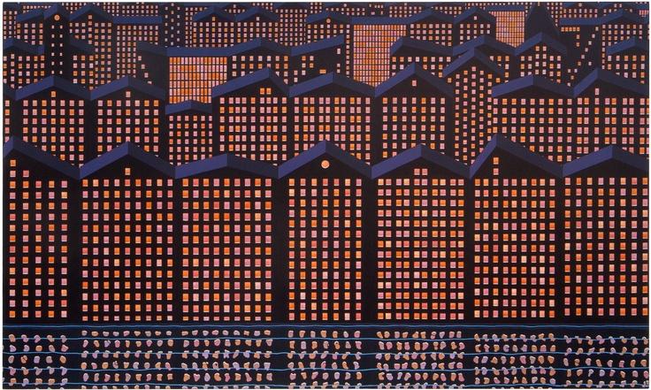 Kristian Krokfors: Kaupungin valot (The City Lights)