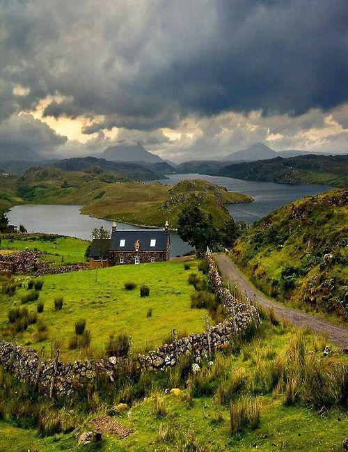 luthienthye: The Highlands, Scotland