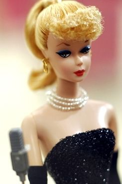 Love Barbie dolls