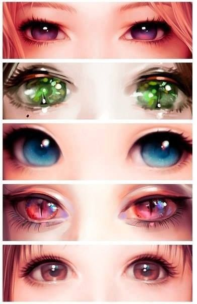 Eyes #References
